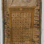 Elaborately Painted Shroud of Neferhotep, Son of Herrotiou