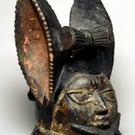 Helmet mask (ère egúngún)