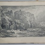 Sketchbook, English and French Landscape and Coastal Subjects