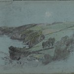 Sketchbook of English Coastal Scenery