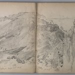 Sketchbook of English Landscape and Coastal Scenery