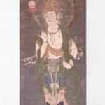 Gatten (Buddhist Hanging Scroll Painting)