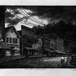 """""""Main Street"""", Hawley, Penna."""
