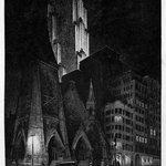 Contrast-Rockefeller Center