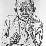 Portrait of Dr. Weidner (Bildnis Dr. Weidner)