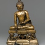 Seated Buddha Shakyamuni