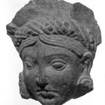 Head of an Attendant Deity