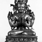 Four-Armed Avalokiteshvara