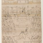 Copy of a Shah Jahan Darbar Scene