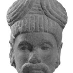 Head of a Saivite Ascetic