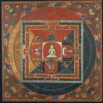 Mandala of Vajrasattva