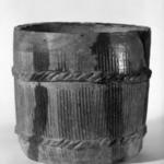 Kitaoji Rosanjin, Mizushashi (Tea Ceremony Fresh-Water Jar)