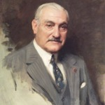 Portrait of Edward C. Blum