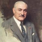 Portrait of Edward C. Blum