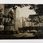 [Untitled] (Grand Army Plaza, NYC)