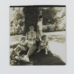 [Untitled] (Woman with Four Children)