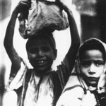 [Untitled] (Two Children, North Africa)