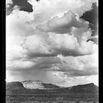 Clouds and Mesa