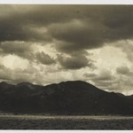 [Untitled] (Landscape Near Taos, New Mexico)