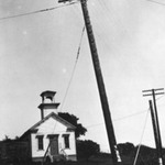 [Untitled] (Clapboard Schoolhouse)