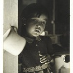 [Untitled] (Native American Child, New Mexico)