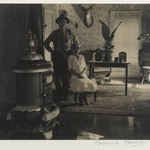 Mr. and Mrs. Stanley, The Adirondacks (The Front Parlor)