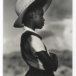 School Girl,  St. Croix