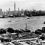 [Untitled] (New York from The Palisades)