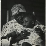 [Untitled] (Woman and Child)