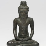 A Buddhist Saint