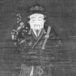 Tenjin in Chinese Costume