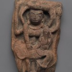 Durga Destroying the Buffalo Demon