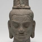 Head of a Bodhisattva Lokesvara, Bayon style
