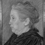 Portrait of Madame Monnom
