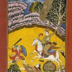 Nata Ragini, Page from a Ragamala Series