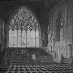 The Chapel, Merton College, Oxford