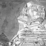 The Sphinx. (A series of 22 trial proofs leading to final state)