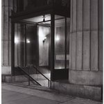 Subway Entrance, American, Telephone and Telegraph Building, NewYork City, October 7, 1979