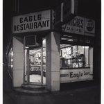 Eagle Restaurant NYC Summer 1981, September 19, 1981, 1:30 A.M.