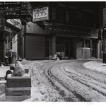 Doyers Street, New York City, January 15, 1982, A.M.