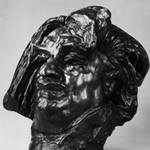 Balzac, Monumental Head (Balzac, tête monumentale)