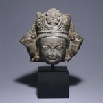 Head of Vishnu Caturanana