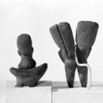 Double-headed Figurine