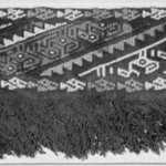 Textile Fragment, possibly a Border Fragment