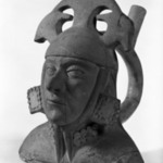 Portrait Head Vessel
