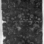 Textile Fragment with a Young Man Reading