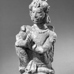 Kneeling Praying Figure
