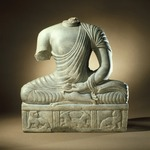 Seated Buddha Torso