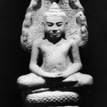 Buddha Sheltered by Mucalinda