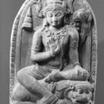 Bodhisattva Manjushri as Manjughosa